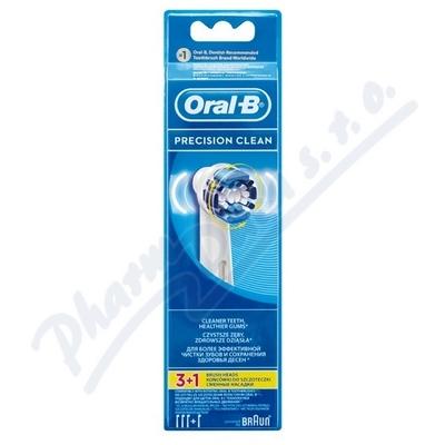 Oral-B náhradní kartáček EB 20-4 (4 za cenu 3)