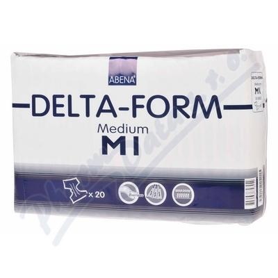 Inkontinenční kalhotky Delta Form M1. 20 ks