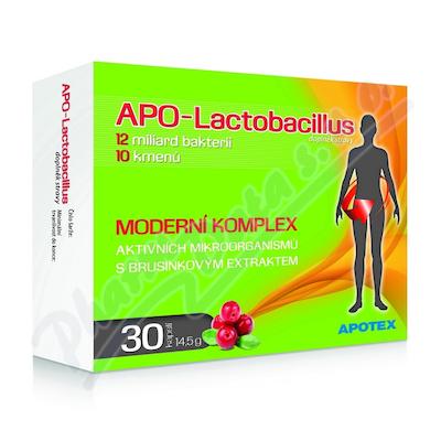 Apo Lactobacillus 10+ tob.30