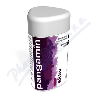 Pangamin Aktiv 200 tablet
