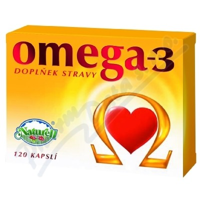 Omega-3 120 kapslí