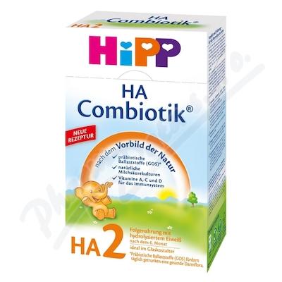 HIPP mléko HA2 Combiotic 500 g