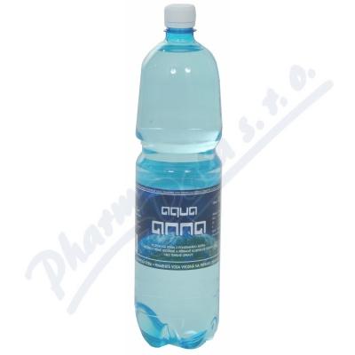 Kojenecká voda AQUA ANNA 1.5 litru