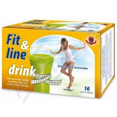 HERBEX FitLine Drink 16 porcí Aloe Vera vlákninový nápoj