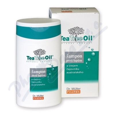 Tea Tree Oil šampon proti lupům 200 ml Dr.Müller