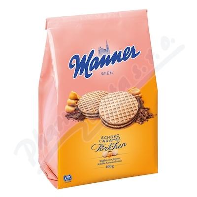 Manner Törtchen Schoko-Caramel 400g Čoko-kar.dort.