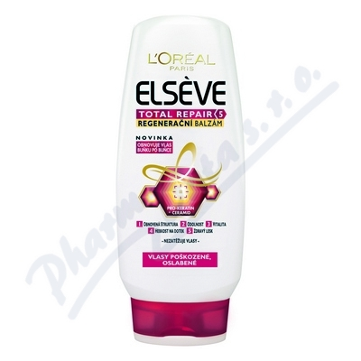 LOREAL ELSEVE Total Repair balzám 200ml