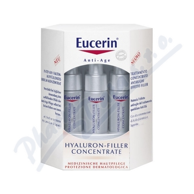 EUCERIN HYALURON-FILLER sérum 6x5ml