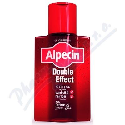 ALPECIN energizer double effect šampón 200ml