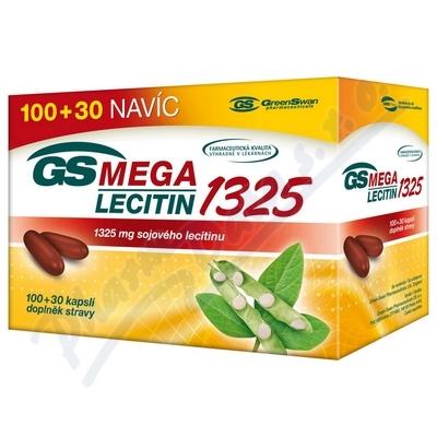 GS Megalecitin 1325 100+30 tablet zdarma