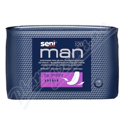 Seni Man Super 20 ks inkont. pomůcky