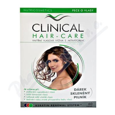 Clinical hair-care 45+15 tobolek zdarma + dárek