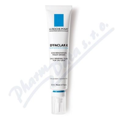 LA ROCHE Effaclar K 30ml R10 při nákupu 2 produktů 25% sleva se slevovým kódem laroche25