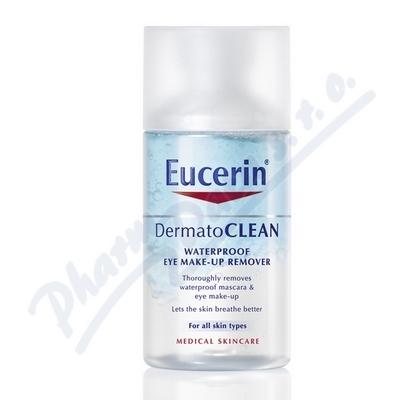 EUCERIN DermatoCLEAN odličovač na oči 125ml