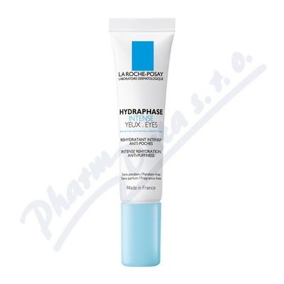 LA ROCHE Hydraphase INTENSE oční péče 15ml při nákupu 2 produktů 25% sleva se slevovým kódem laroche25