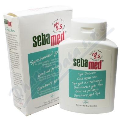 Sebamed Spa osvěžující sprchový gel 200ml