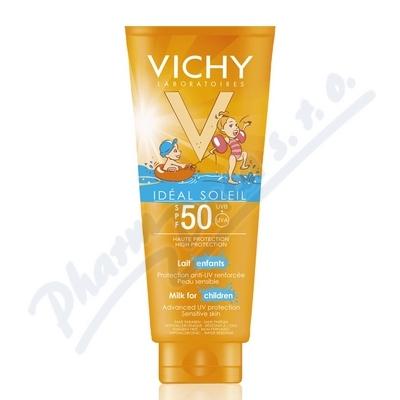 Vichy Capital Soleil SPF50+ opalovací mléko 300 ml k nákupu nad 690,- taštička zdarma