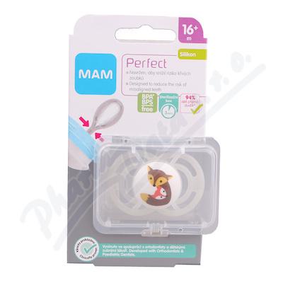 MAM Dudlík Perfect od 16 měsíců S/1ks