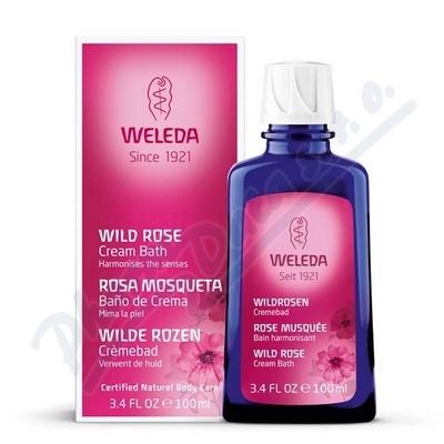 WELEDA Růžová koupel harmonizující 100ml