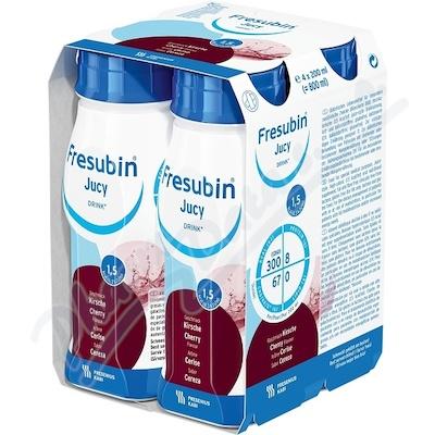 Fresubin Jucy drink příchuť višňová por.sol.4x200ml