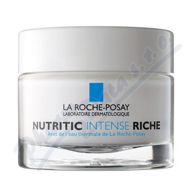 LA ROCHE Nutritic PTS 50ml při nákupu 2 produktů 25% sleva se slevovým kódem laroche25