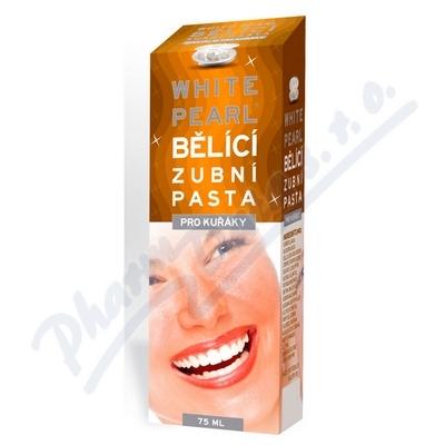 White Pearl bělící zubní pasta pro kuřáky 75ml