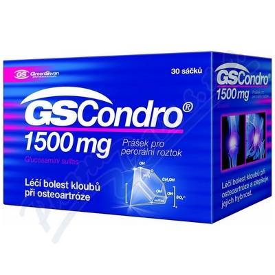 GS Condro 1500mg por.plv.sol.30x1500mg