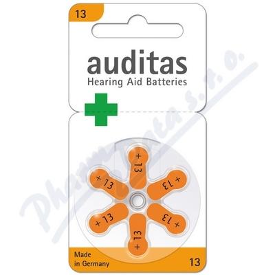 Baterie sluch. VARTA auditas PR48 typ13 oranľ.6ks