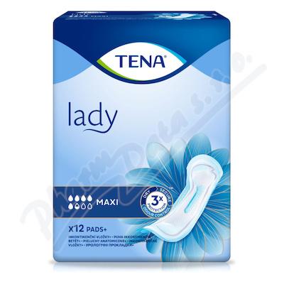 Inkontinenční vložky TENA Lady Maxi InstaDry 12ks