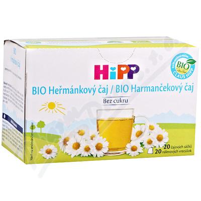 HIPP bio čaj Heřmánkový čaj 20x1.5g