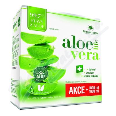 AloeLive šťáva z aloe 99.7% 2x 1000ml