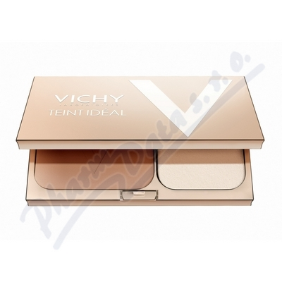 VICHY Teint IDEAL pudr TAN 9.5g k nákupu nad 690,- taštička zdarma