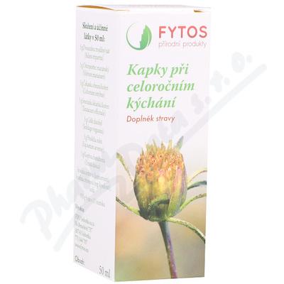 FYTOS Kapky při alergii 50 ml