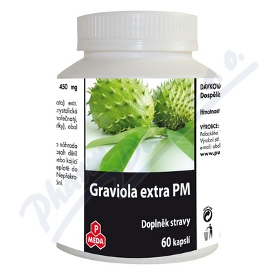 Graviola extra PM cps.60
