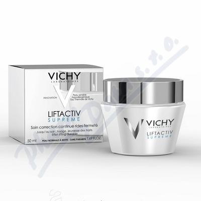VICHY Liftactiv Supreme na normální až mastnou pleť 50 ml