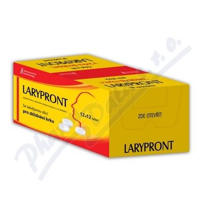 Larypront 12x12 tablet