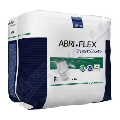 Inkontinenční navlékací kalhotky Abri Flex PREMIUM L2. 14ks