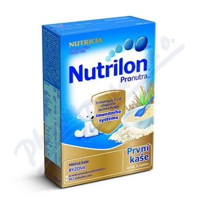 Nutrilon Pronutra kaše mléčná rýžová 225g
