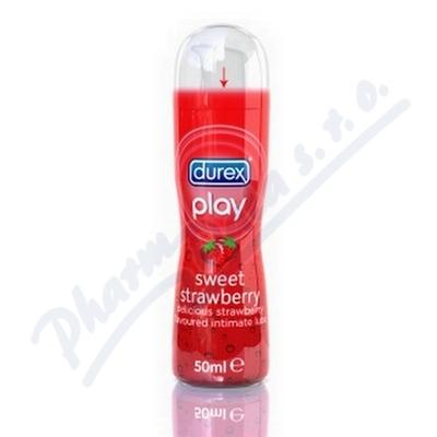 Lubrikační gel DUREX Play Strawberry 50 ml