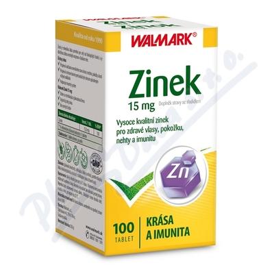 Walmark Zinek 15mg tbl.100