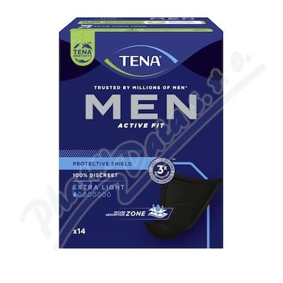 Inkontinenční vložky TENA Men Protective Shield 14ks