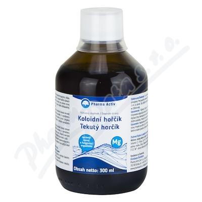 Koloidní horčík + vitamín C 300ml