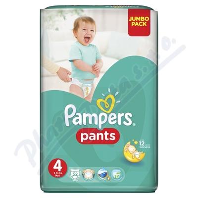 Pampers kalhotkové plenky Jumbo Pack S4 52ks