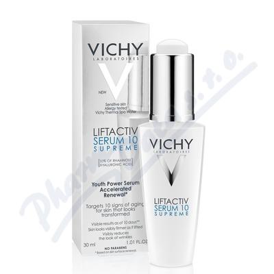 VICHY Liftactiv SUPREME serum R16 30ml k nákupu nad 690,- taštička zdarma
