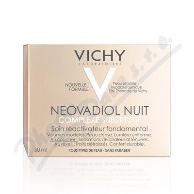 VICHY NeOvadiol Compensating complex noční 50 ml k nákupu nad 690,- taštička zdarma