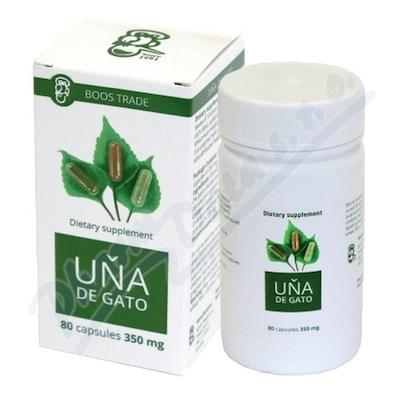 UŇA DE GATO 350 mg cps.80
