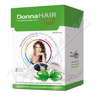 Donna Hair Forte 3 měsíční kúra 90 tobolek