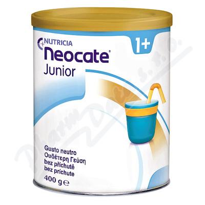 Neocate Junior bez příchutě por plv  1x400g - 1 533 Kč   Lékárna AVE